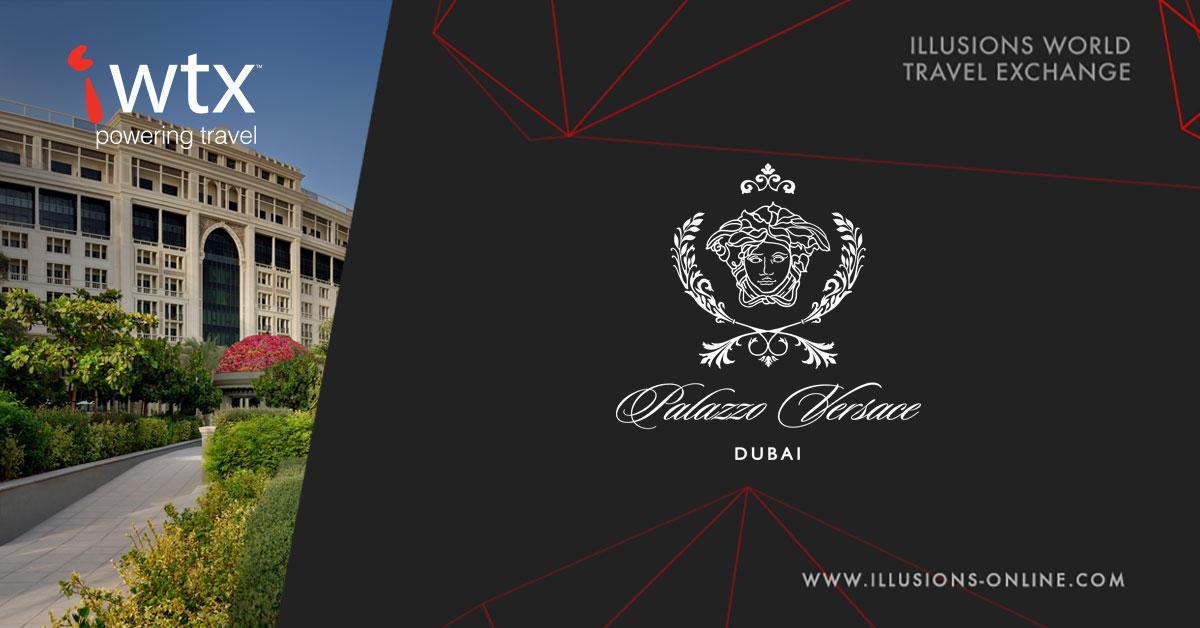 c9c442f24 Illusions News: Palazzo Versace Dubai partners with Illusions Online ...